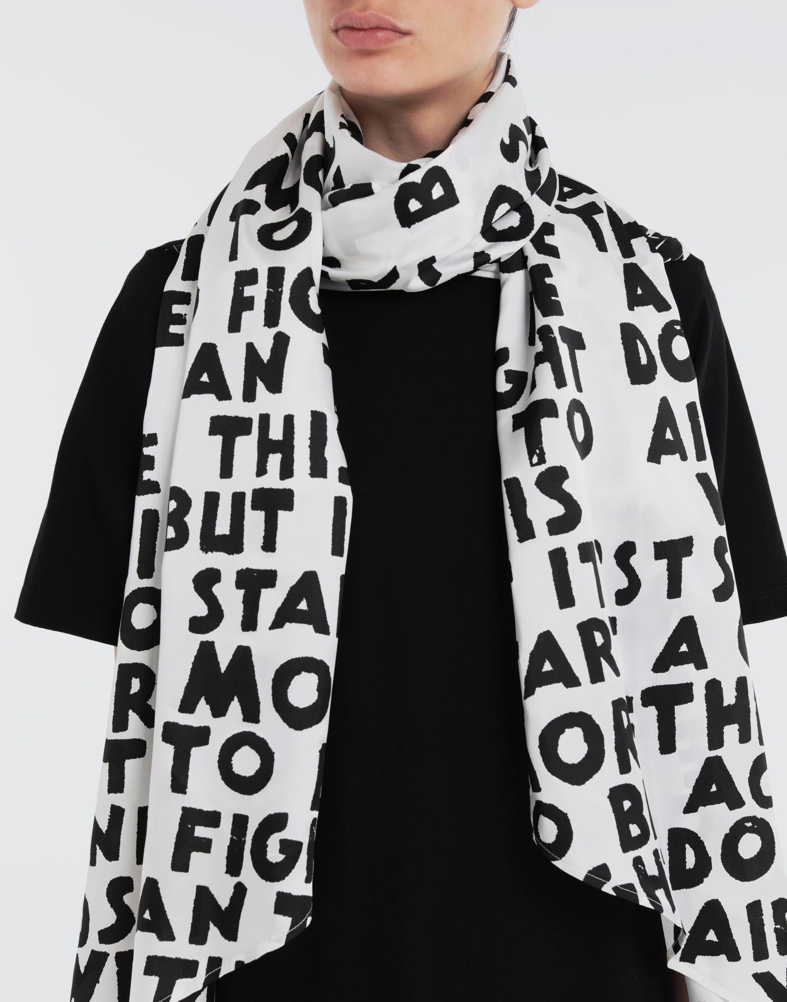 MM6 MAISON MARGIELA Scarf tie dress Short dress Woman a