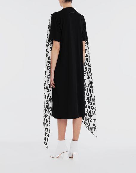 MM6 MAISON MARGIELA Scarf tie dress Short dress Woman e