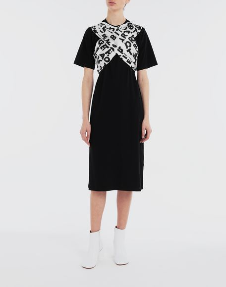 MM6 MAISON MARGIELA Scarf tie dress Short dress Woman r