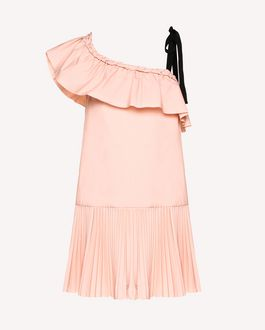 REDValentino Short dress Woman RR0VAD55LUN GS7 a
