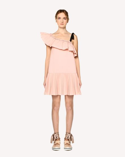 REDValentino Short dress Woman RR0VAD55LUN GS7 f