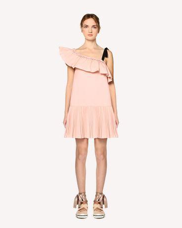 REDValentino RR0VAD55LUN GS7 Short dress Woman f