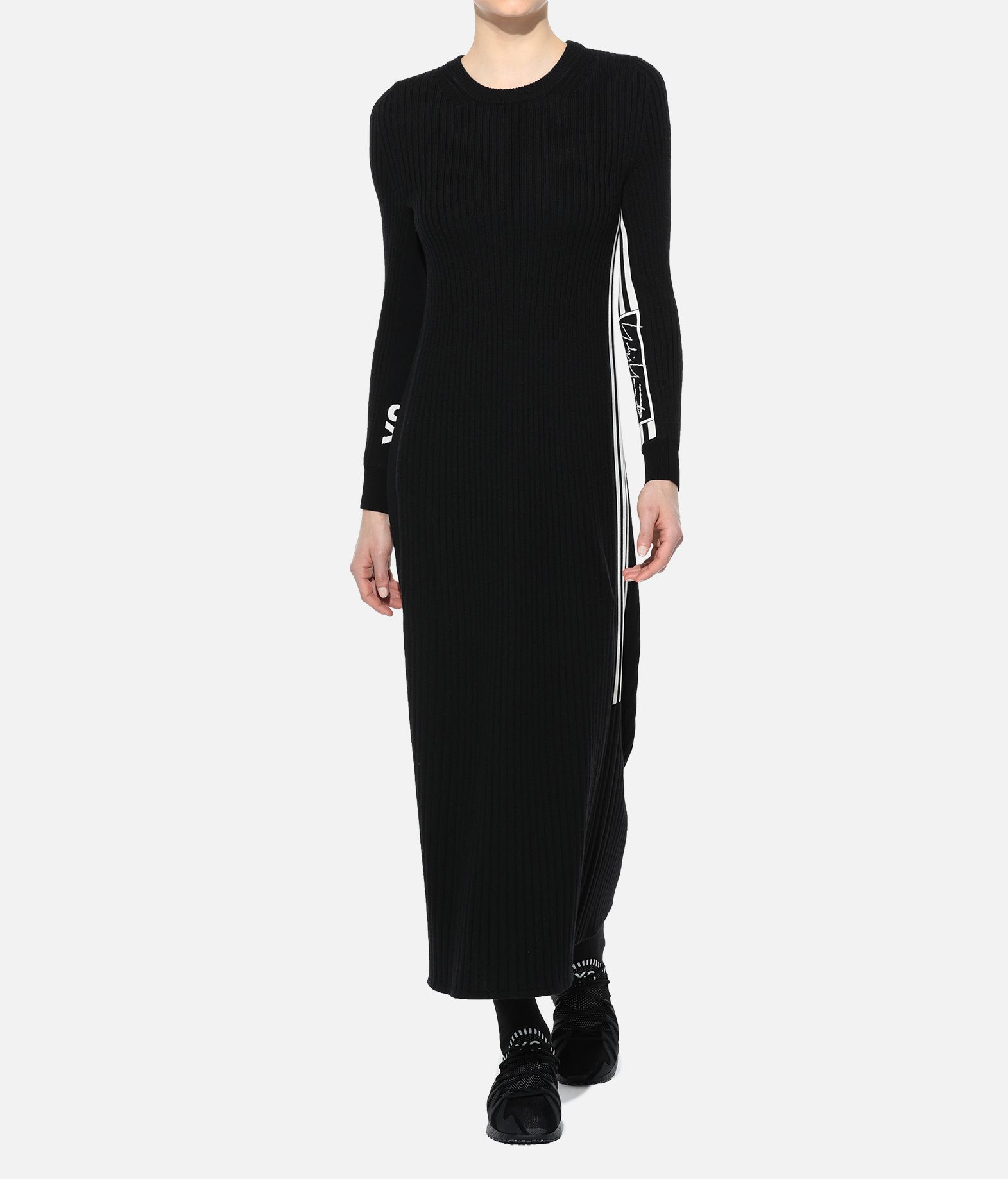 Y-3 Y-3 Tech Knit Dress Long dress Woman a