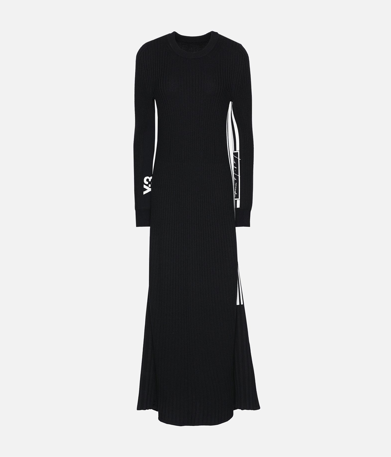 Y-3 Y-3 Tech Knit Dress Long dress Woman f