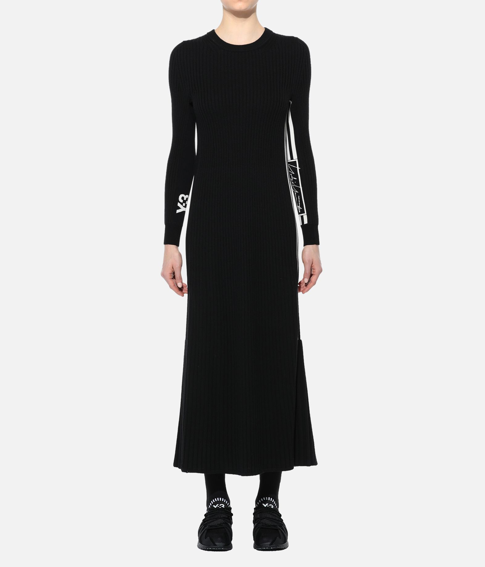 Y-3 Y-3 Tech Knit Dress Long dress Woman r