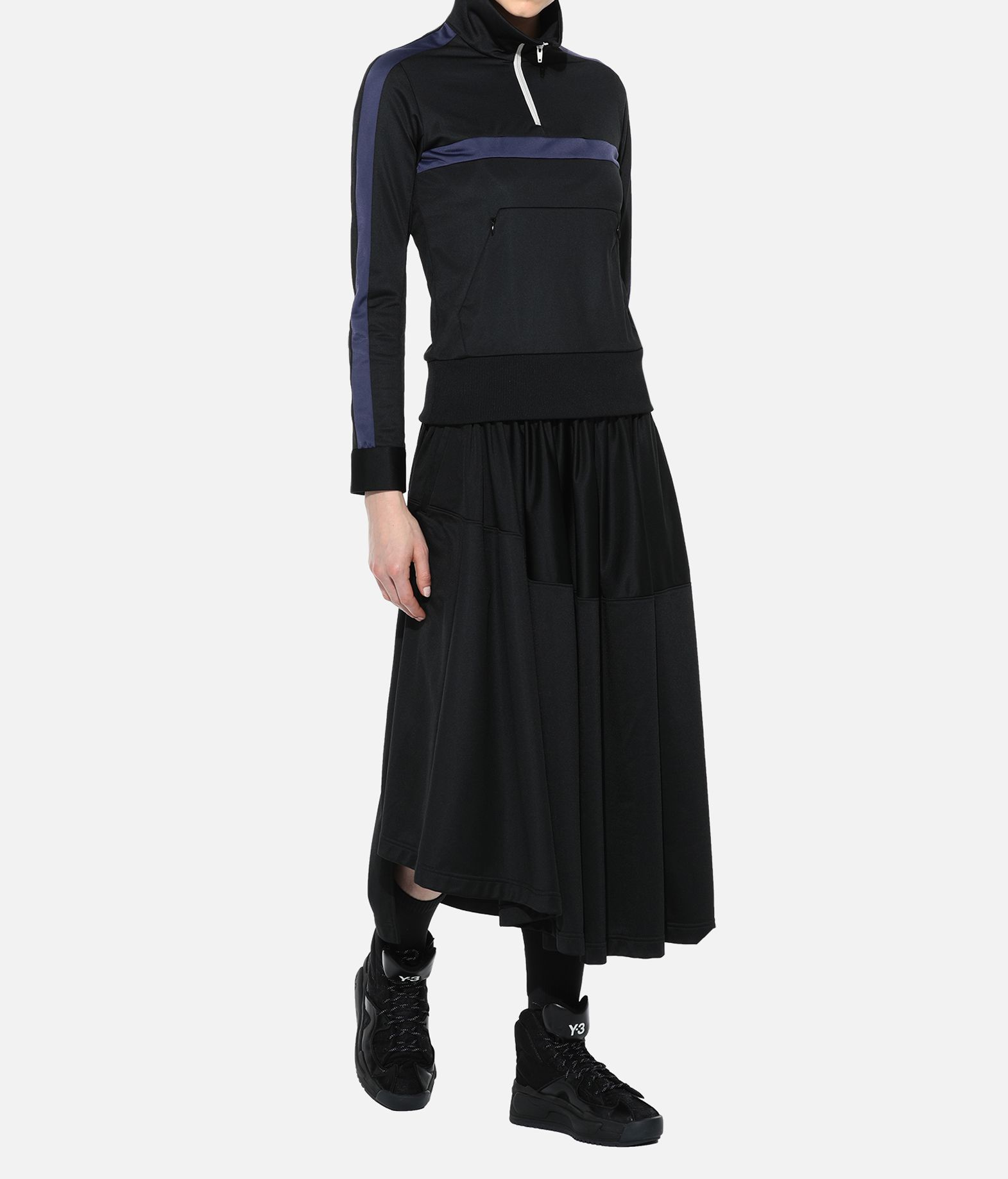 Y-3 Y-3 Firebird Track Skirt 3/4 length skirt Woman a
