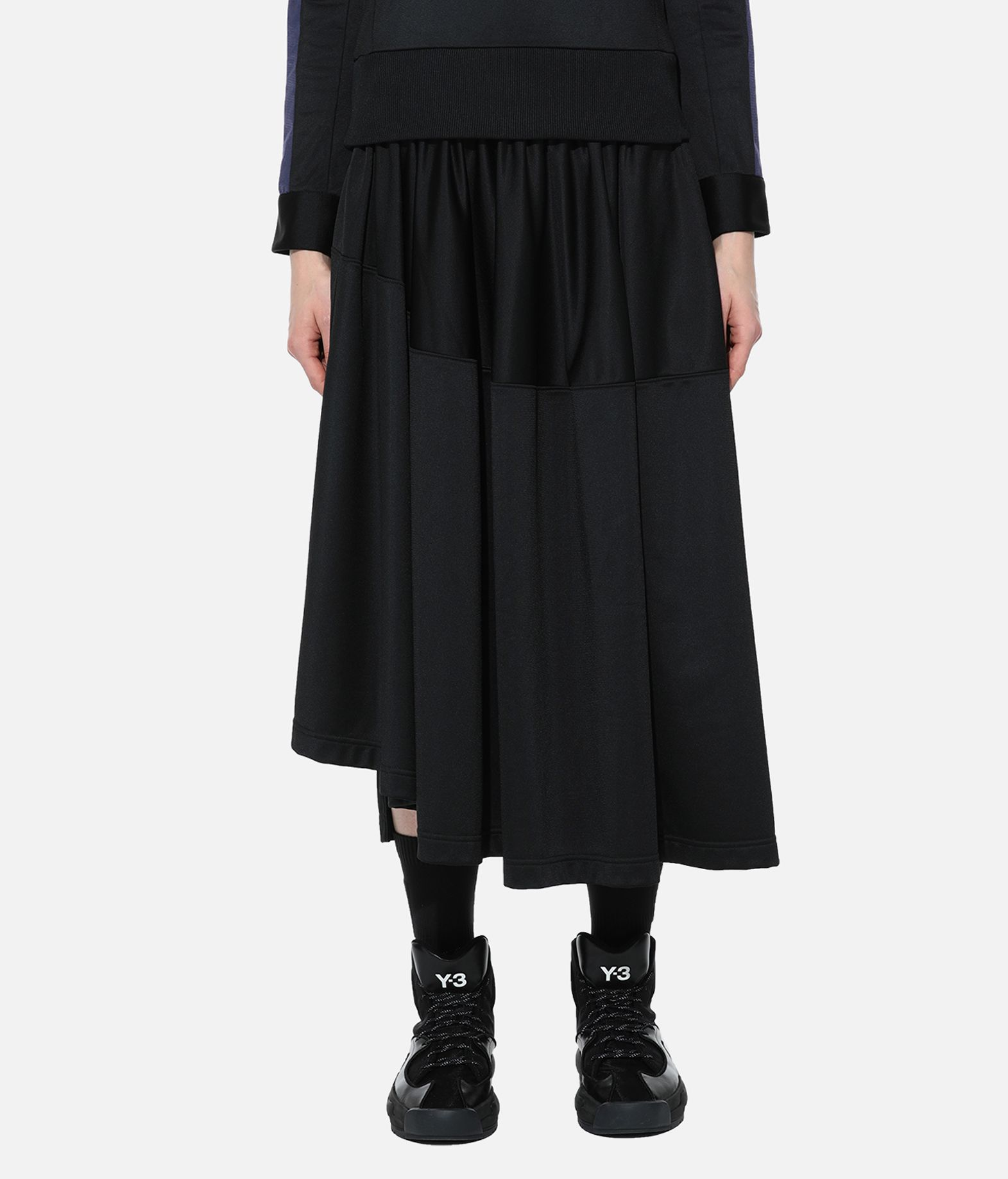 Y-3 Y-3 Firebird Track Skirt 3/4 length skirt Woman r