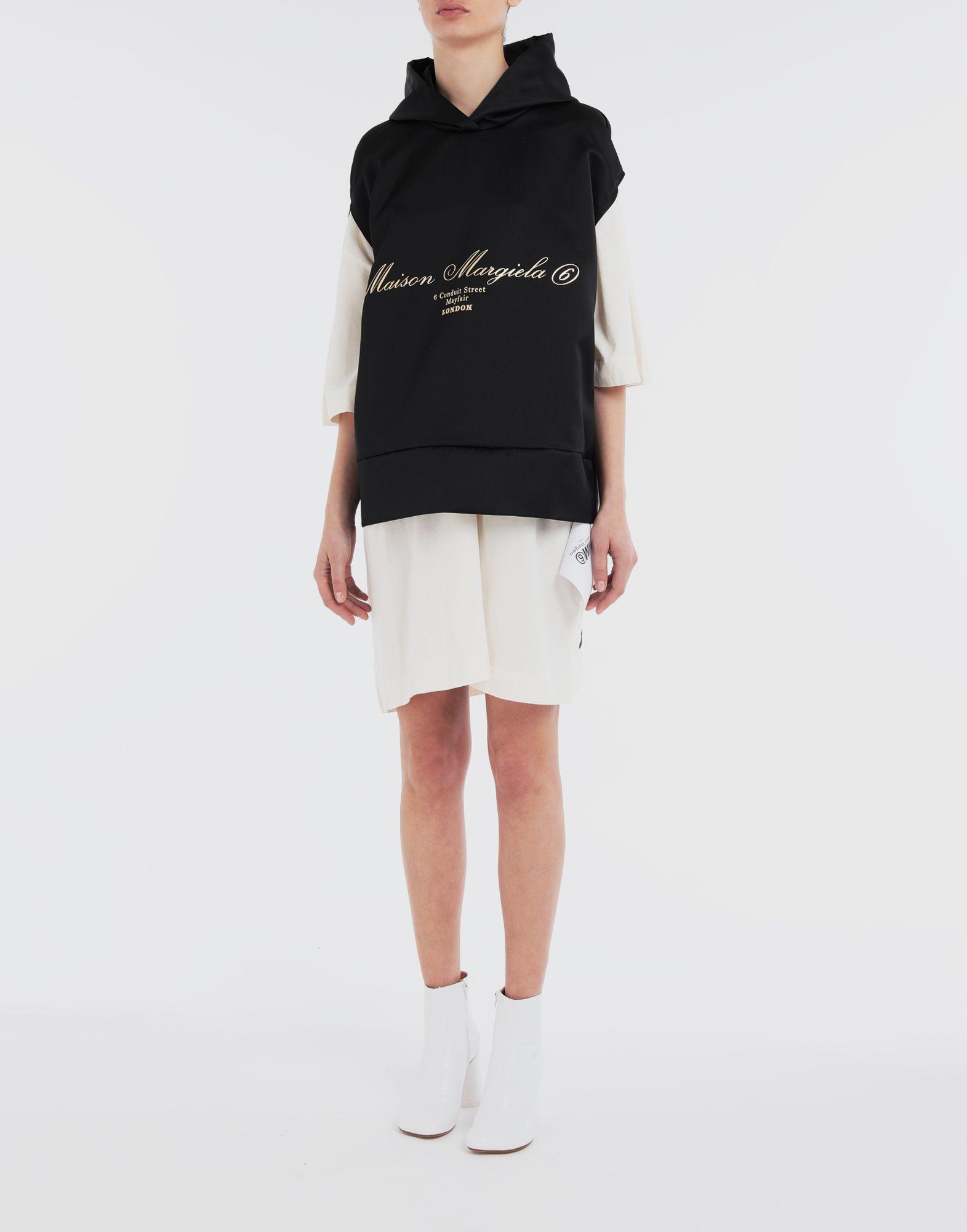 MM6 MAISON MARGIELA Charity AIDS-print dress Short dress Woman d