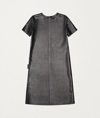PLONGÉ NAPPA小羊皮连衣裙