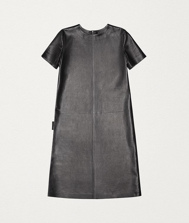 BOTTEGA VENETA DRESS IN PLONGÉ NAPPA Dress Woman fp