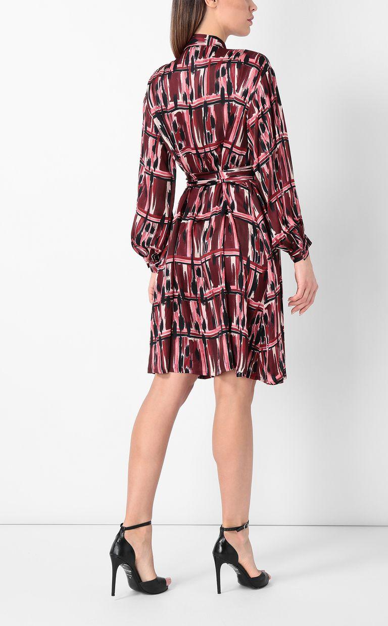 """JUST CAVALLI """"Wild-Tartan"""" print dress Dress Woman a"""