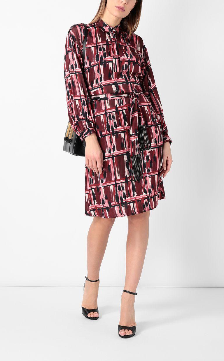 """JUST CAVALLI """"Wild-Tartan"""" print dress Dress Woman d"""
