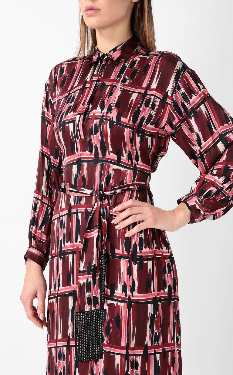 """JUST CAVALLI """"Wild-Tartan"""" print dress Dress Woman e"""