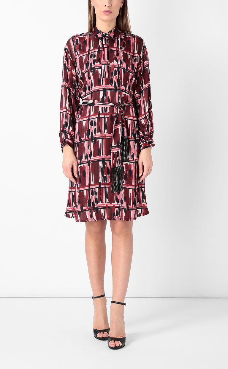 """JUST CAVALLI """"Wild-Tartan"""" print dress Dress Woman r"""