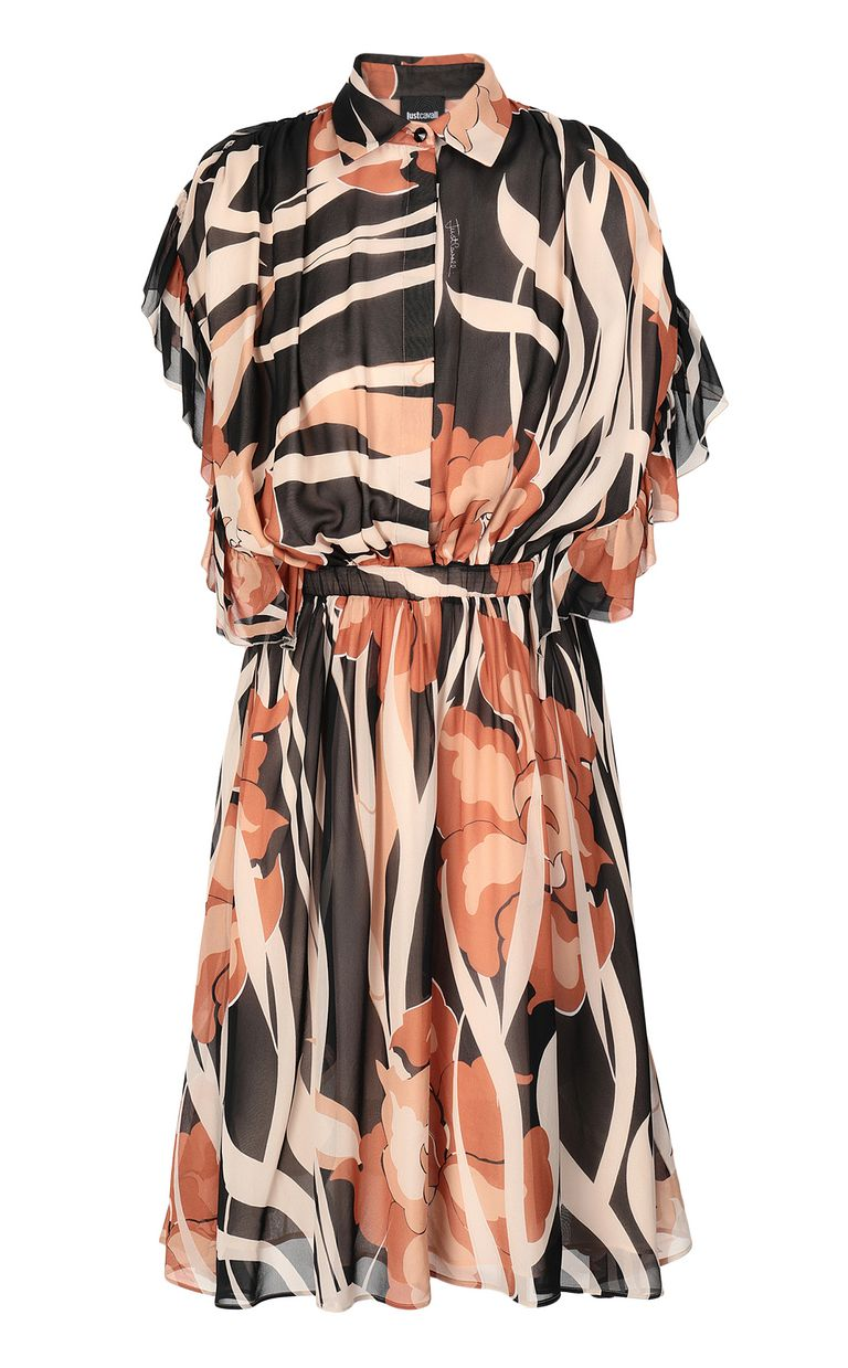 "JUST CAVALLI ""Hidden-Flowers""-print dress Dress Woman f"