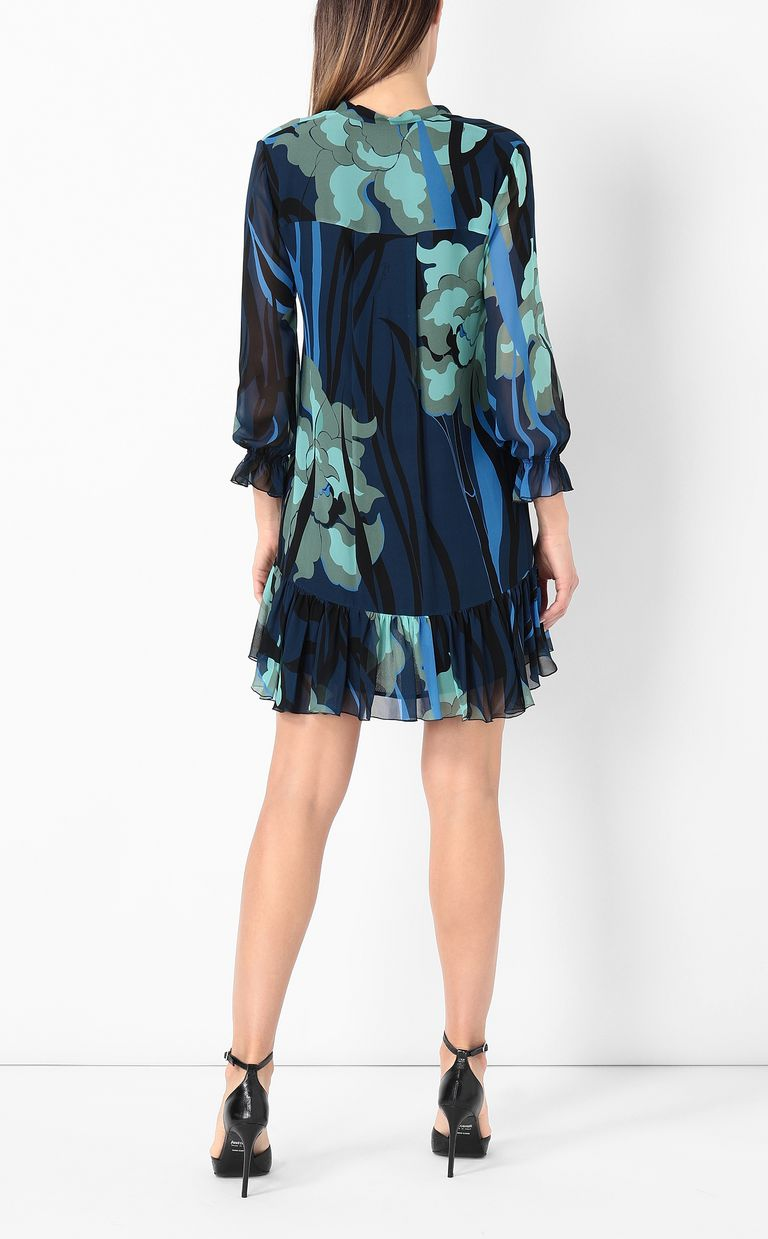 "JUST CAVALLI ""Hidden-Flowers""-print dress Dress Woman a"