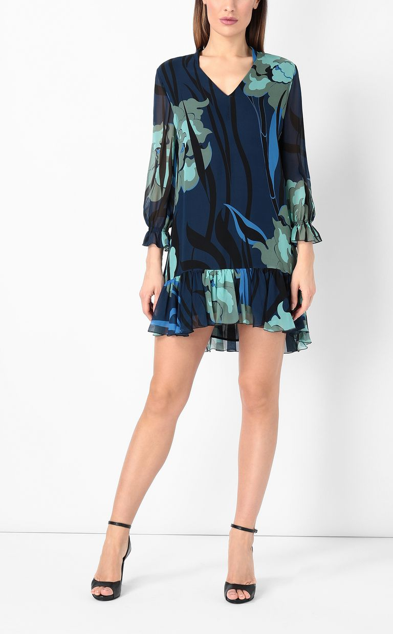 "JUST CAVALLI ""Hidden-Flowers""-print dress Dress Woman r"