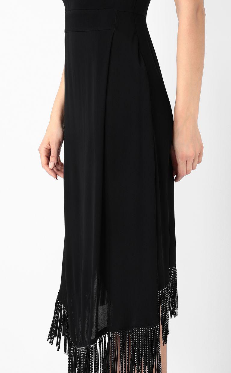 JUST CAVALLI Dress with fringing Dress Woman e