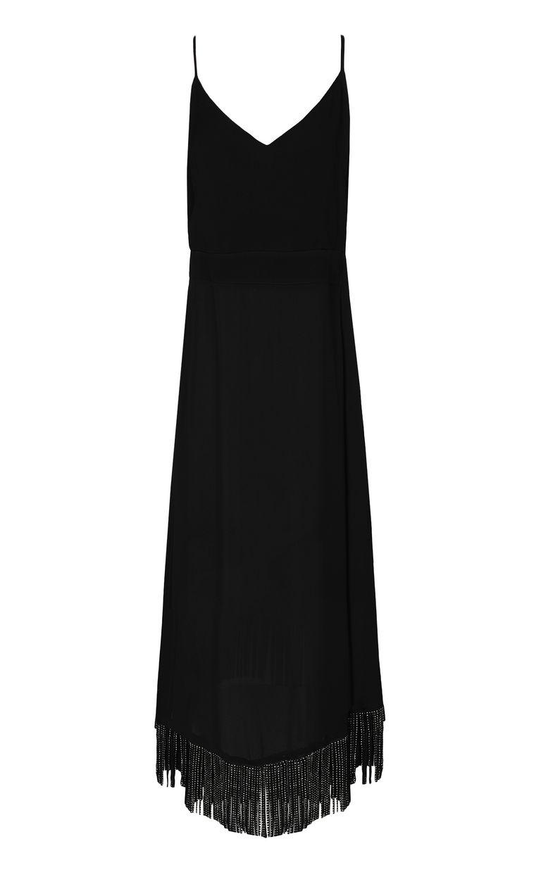 JUST CAVALLI Dress with fringing Dress Woman f