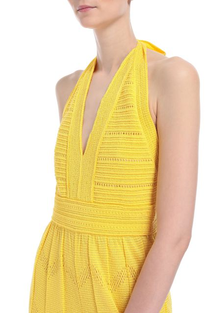 M MISSONI Jumpsuit Yellow Woman - Front