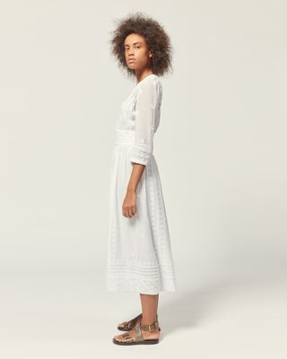 ISABEL MARANT LONG DRESS Woman ELINE dress r