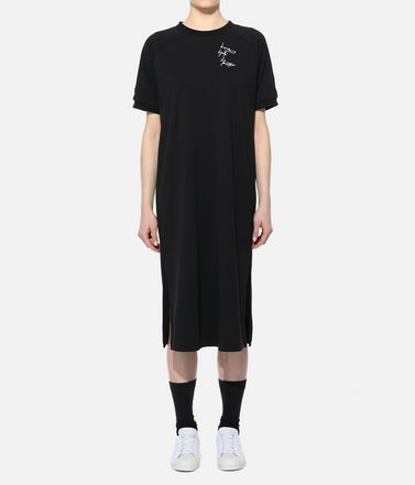 Y-3 Dress Woman Y-3 YOHJI DRESS r