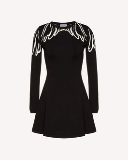 REDValentino Short dress Woman SR3MJ01Y4E3 0MG a
