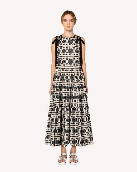 REDValentino Long dress Woman RR0VAD45FHK 0NO f