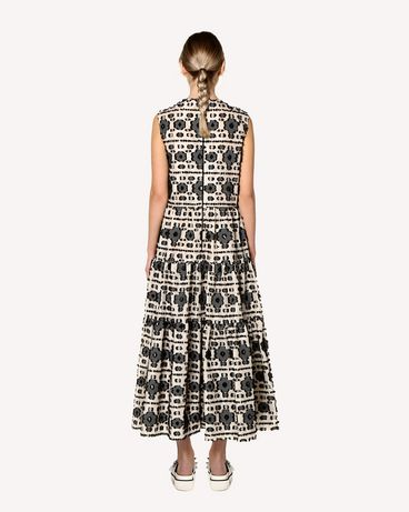 REDValentino RR0VAD45FHK 0NO Long dress Woman r