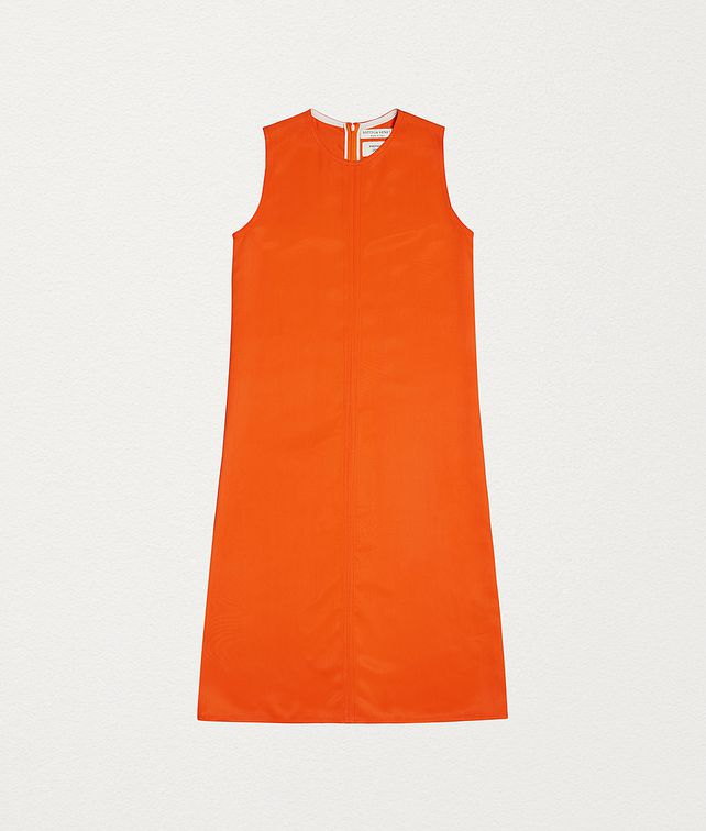 BOTTEGA VENETA DRESS IN VISCOSE Dress Woman fp