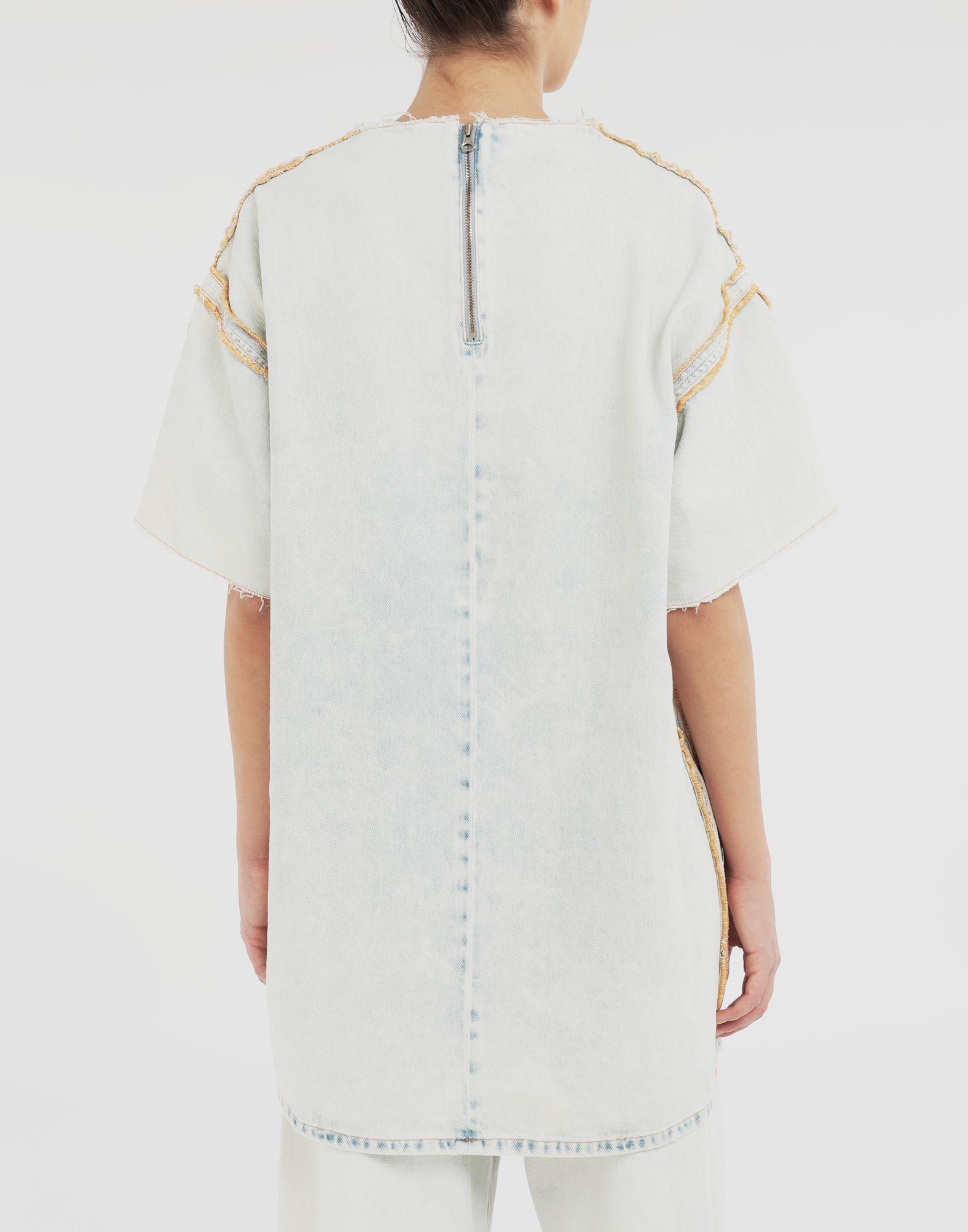 MM6 MAISON MARGIELA Abito T-shirt con logo Vestito Donna e