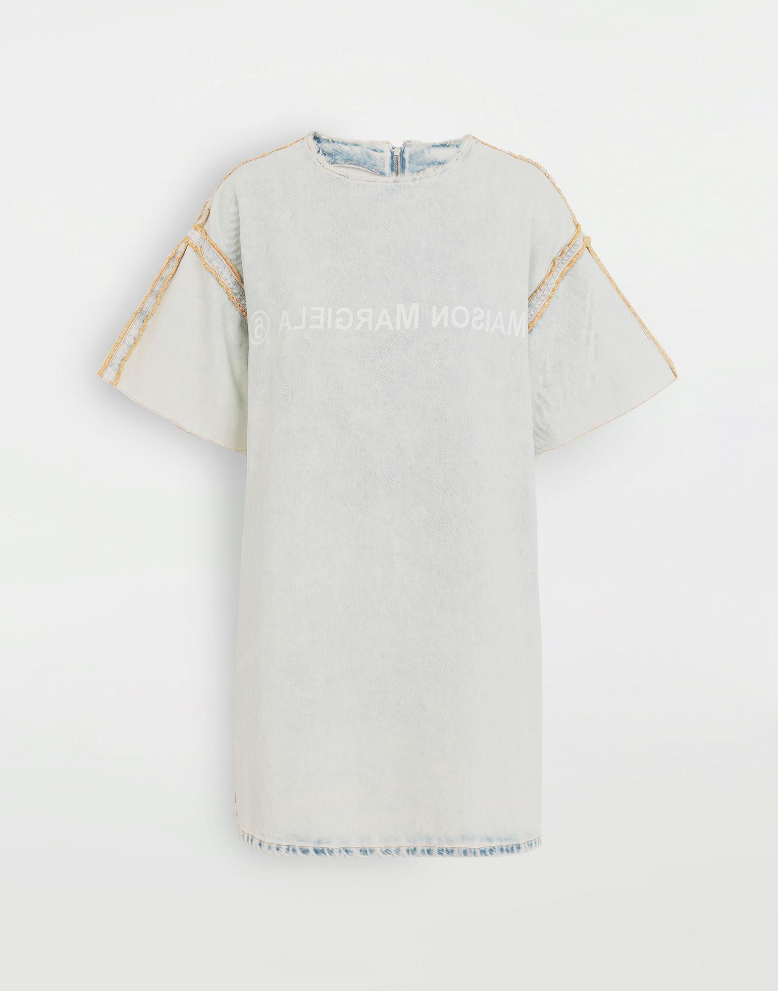 MM6 MAISON MARGIELA Abito T-shirt con logo Vestito Donna f