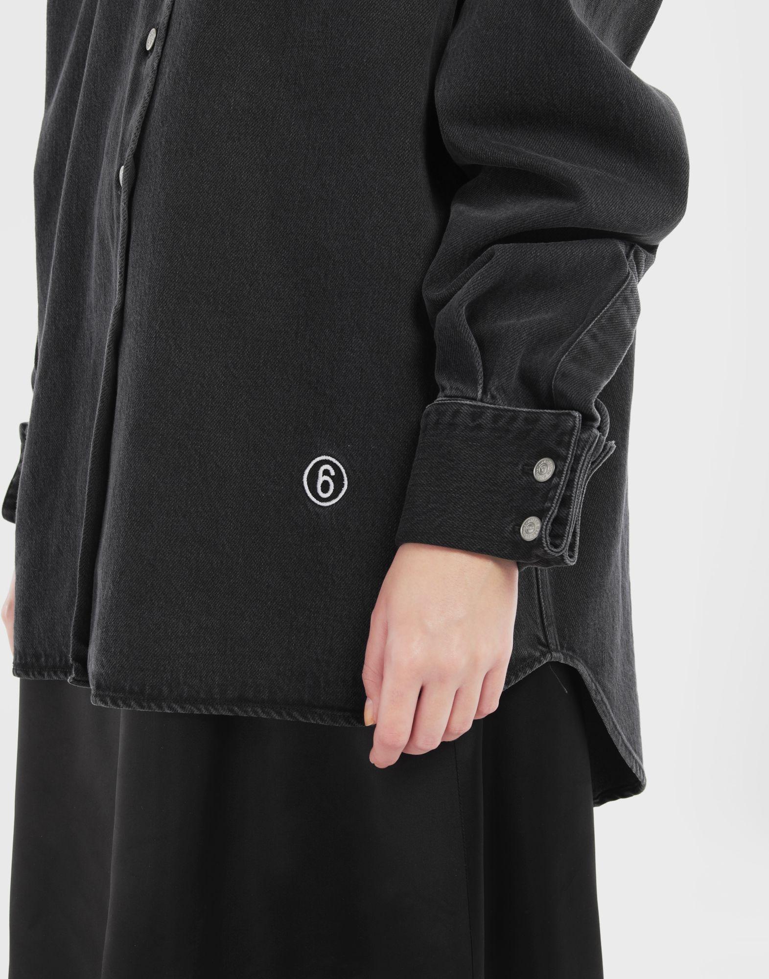 MM6 MAISON MARGIELA Chemisier Spliced multi-wear Vestito Donna a