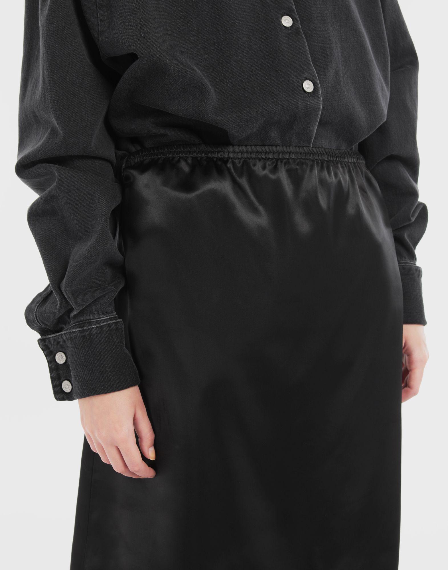 MM6 MAISON MARGIELA Multi-wear spliced shirt-dress Dress Woman b