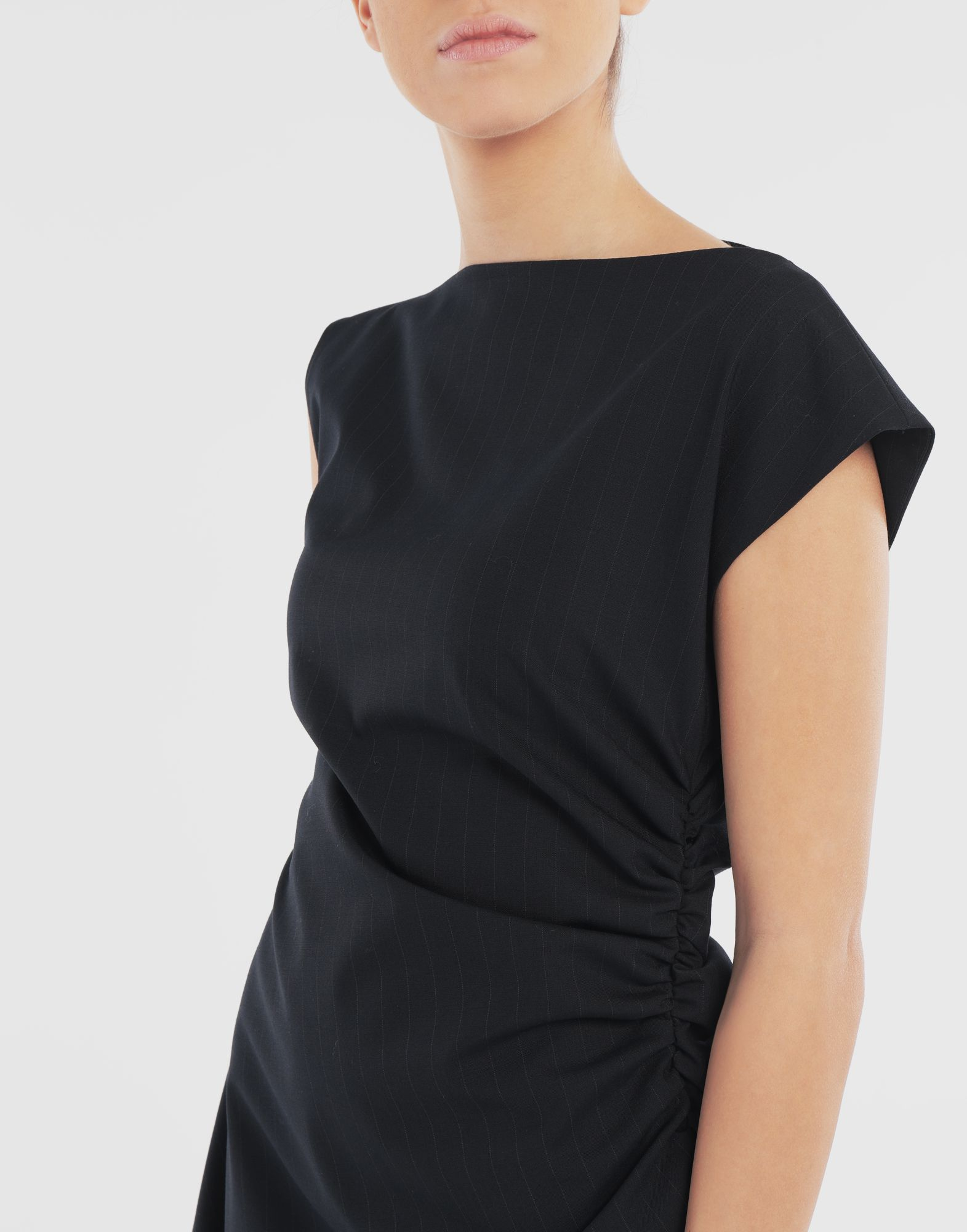 MM6 MAISON MARGIELA Asymmetric dress Dress Woman a