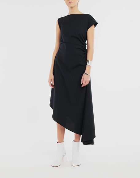 MM6 MAISON MARGIELA Asymmetric dress Dress Woman d