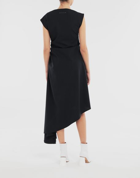 MM6 MAISON MARGIELA Asymmetric dress Dress Woman e