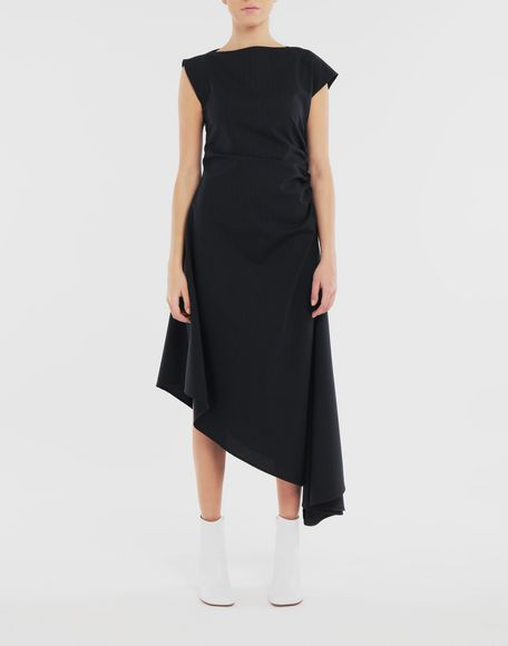 MM6 MAISON MARGIELA Asymmetric dress Dress Woman r