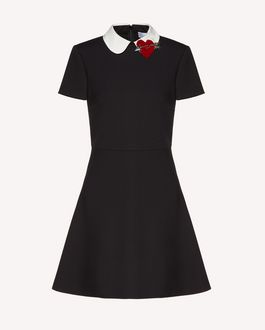REDValentino Short dress Woman SR3VAF100W7 0MG a