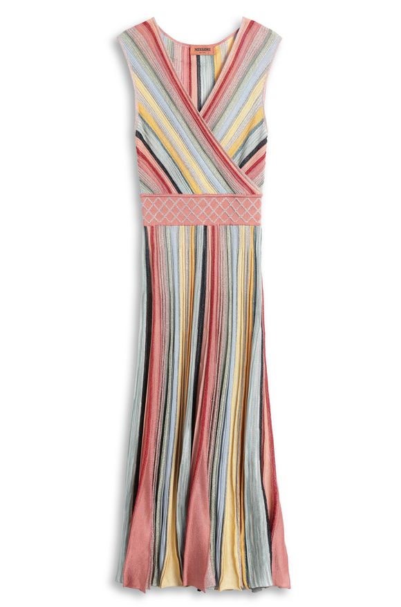 MISSONI Kleid Damen, Detail