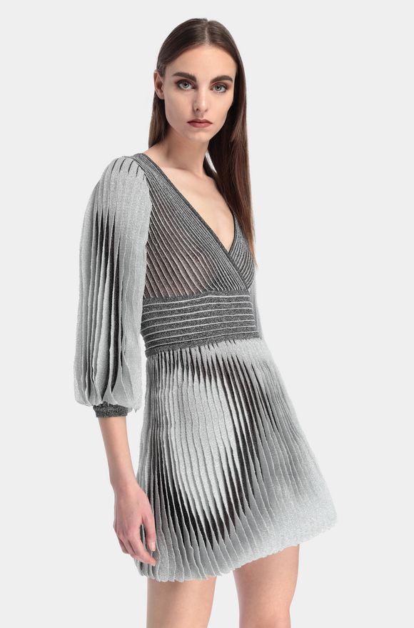 MISSONI Kleid Dame, Rückansicht