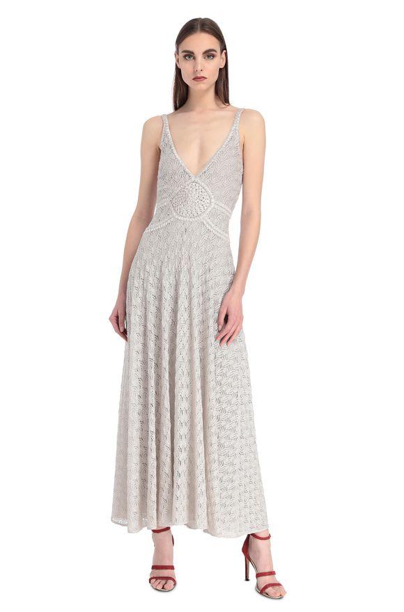 MISSONI Kleid Dame, Frontansicht
