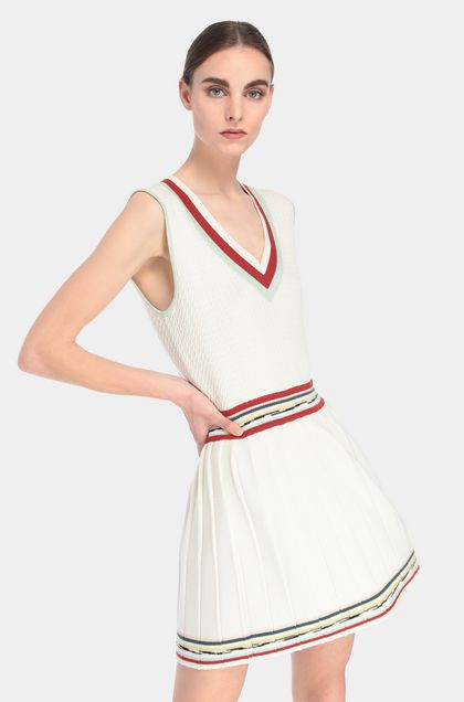 MISSONI Dress Ivory Woman - Front