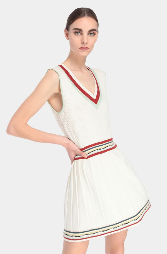 MISSONI Dress Ivory Woman