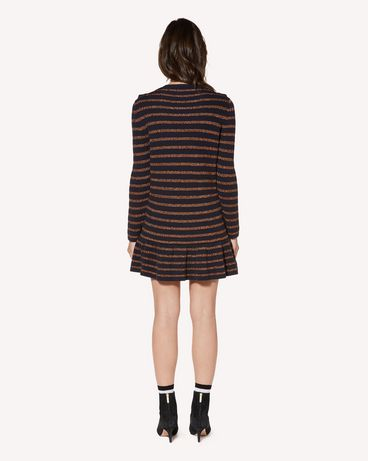 REDValentino SR3KDA534GJ JZM Knit Dress Woman r