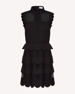 REDValentino Short dress Woman SR3VA03Q4CK 0AN a
