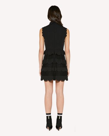 REDValentino SR3VA3E52MG 0NO Short dress Woman r