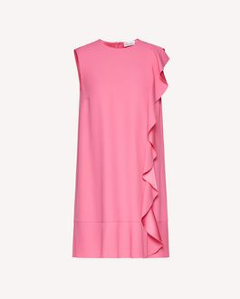 REDValentino Dress Woman SR3VAH103FT ISM a