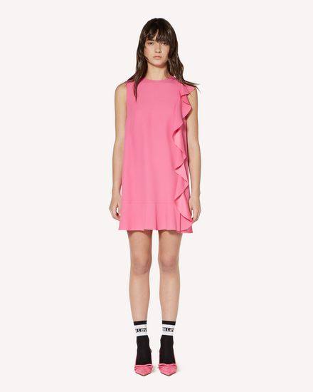 REDValentino Short dress Woman SR3VAG050F1 KE8 f