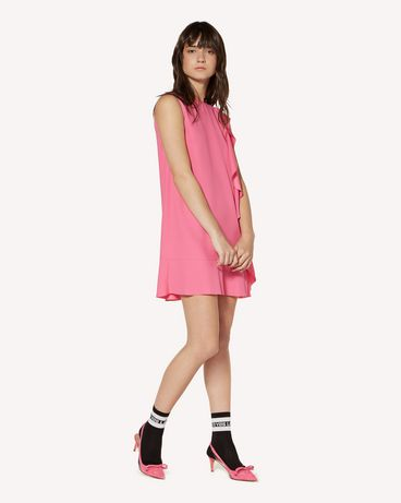 REDValentino SR3VAG050F1 KE8 Short dress Woman d